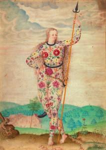 Journée d'étude «Parures et corps ornés dans l'Europe de la première modernité»