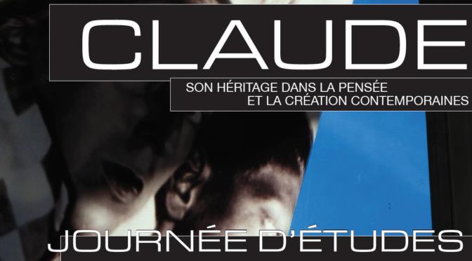 JE Claude Cahun et son héritage dans la pensée et la création contemporaines